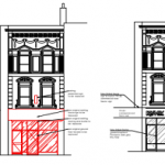 planning drawings elevation