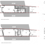 drawings Existing floor plan