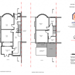 Barking Planning drawings proposed floor plan