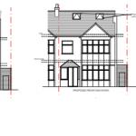 redbridge planning approval P104