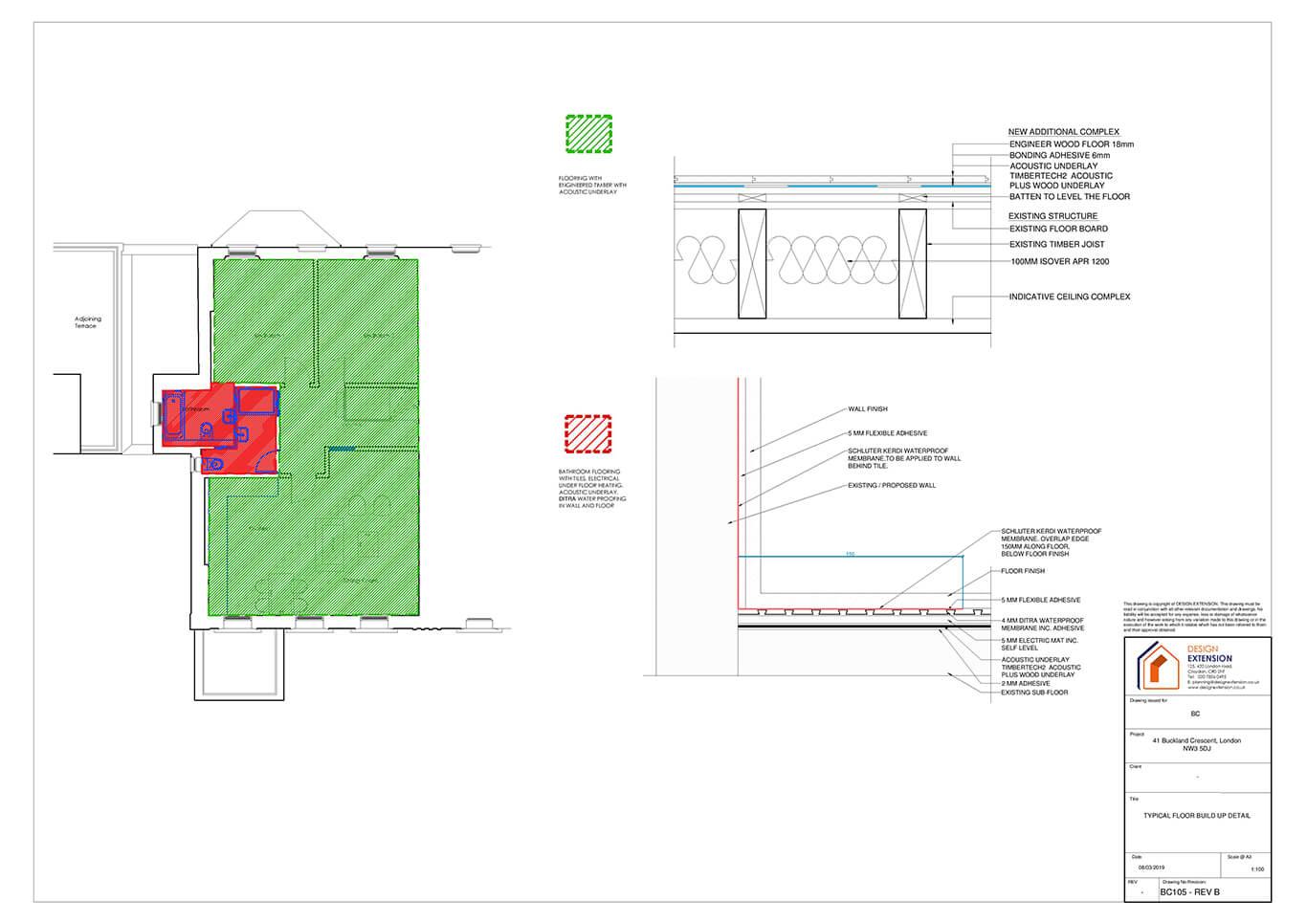 Buckland Crescent - Floor build up-page-001
