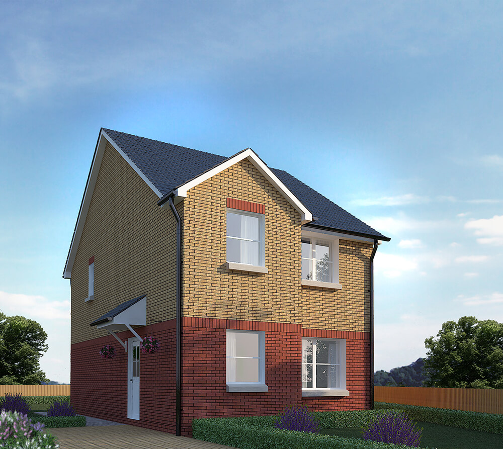 Exterior 3d images for planning