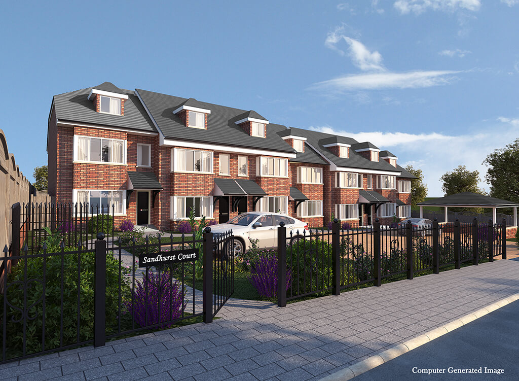 Northwood 3d images for planning