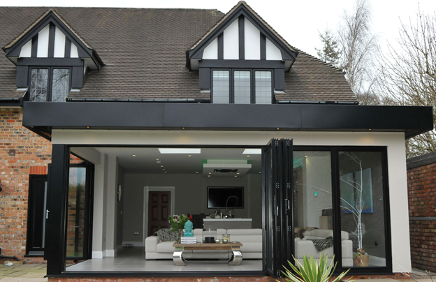 Single Story Extension for Residential